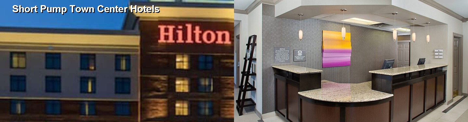 $39+ Hotels Near Short Pump Town Center in Richmond VA