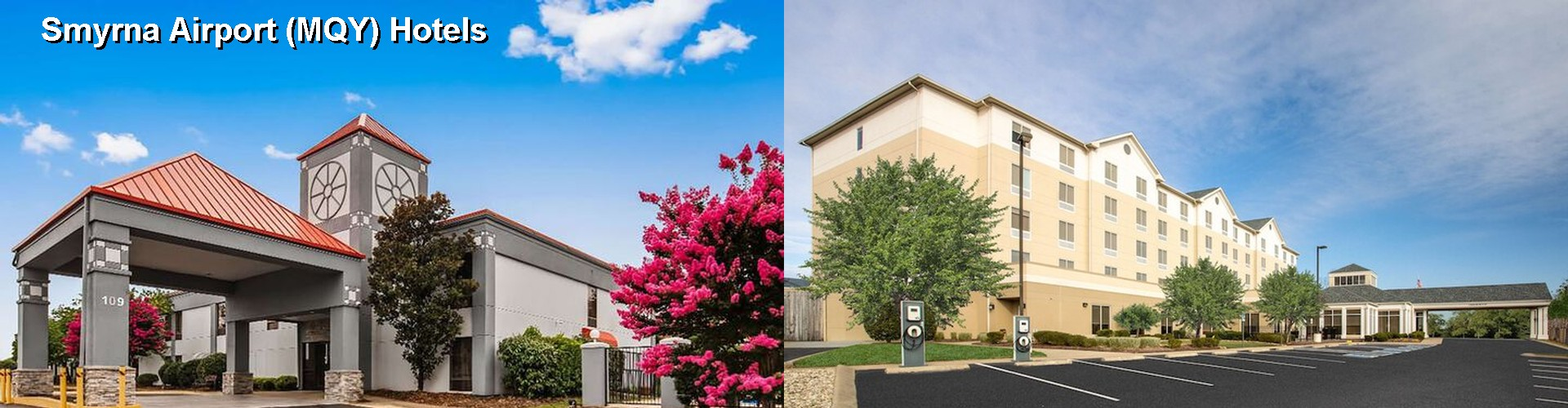 5 Best Hotels near Smyrna Airport (MQY)
