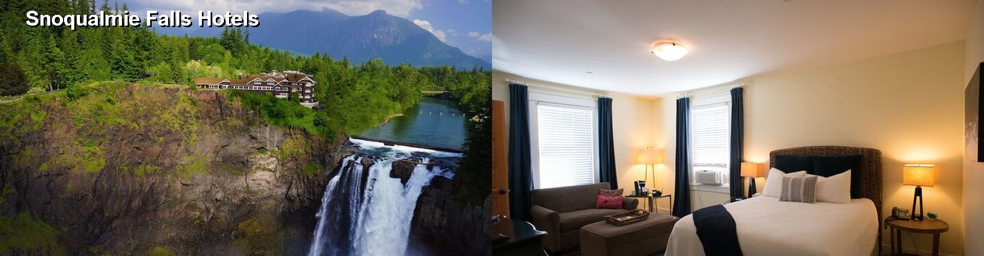 5 Best Hotels Near Snoqualmie Falls