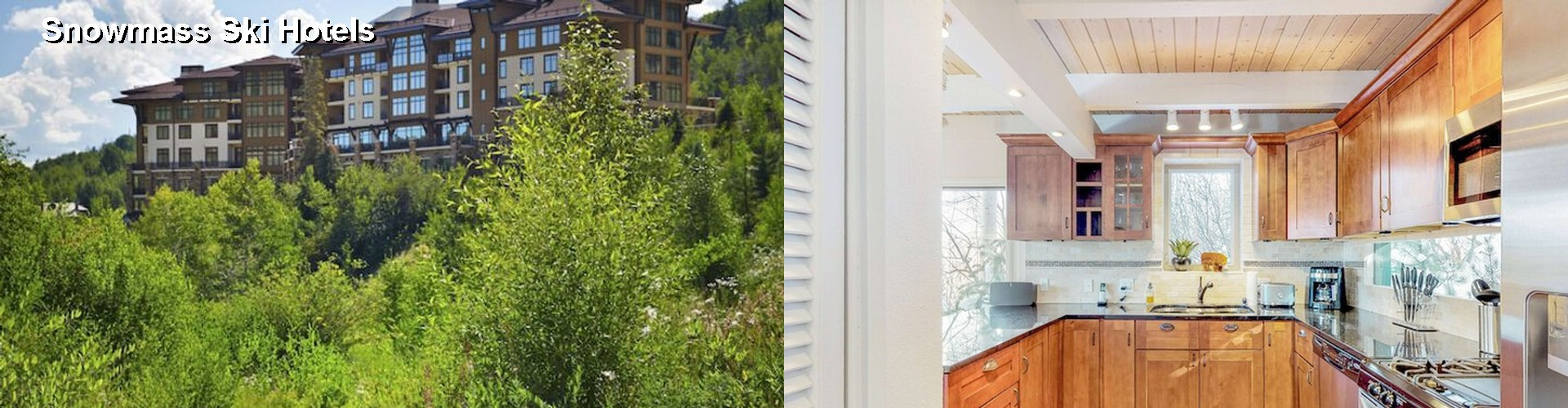 5 Best Hotels near Snowmass Ski