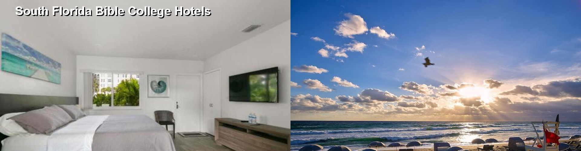 5 Best Hotels near South Florida Bible College