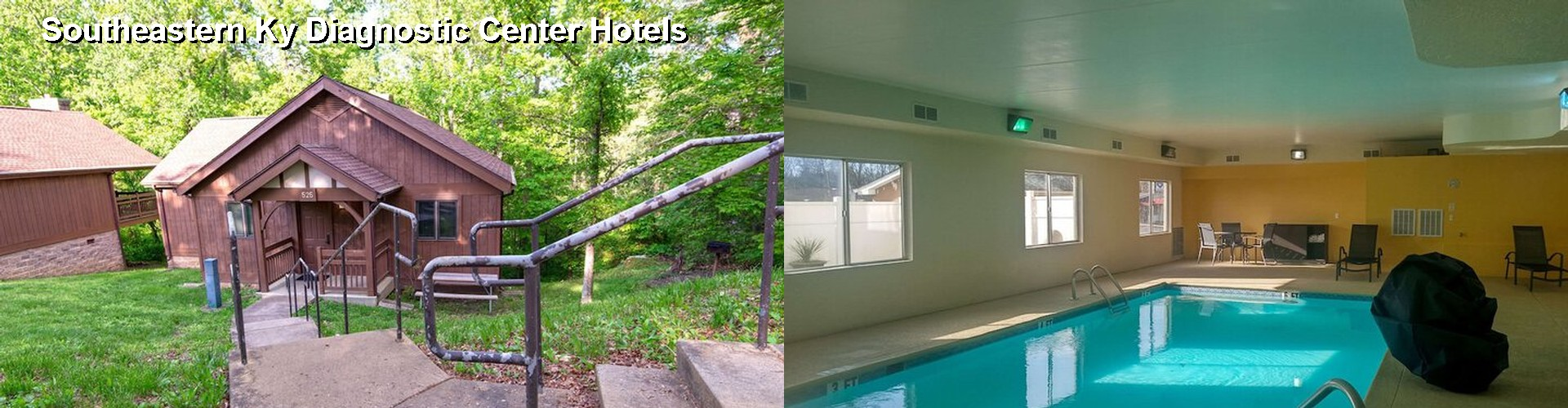 5 Best Hotels near Southeastern Ky Diagnostic Center