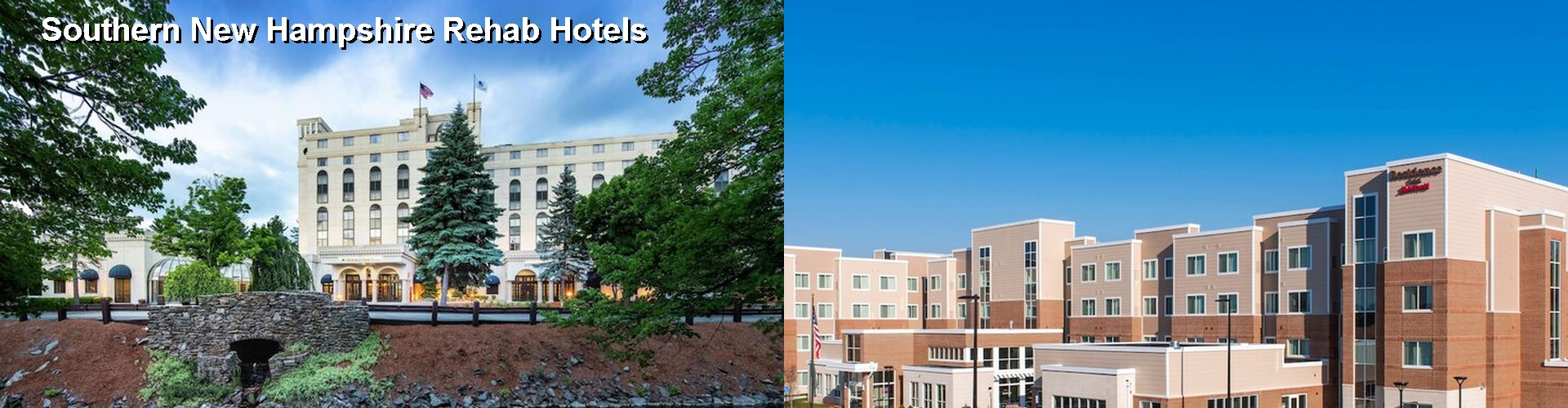 5 Best Hotels near Southern New Hampshire Rehab