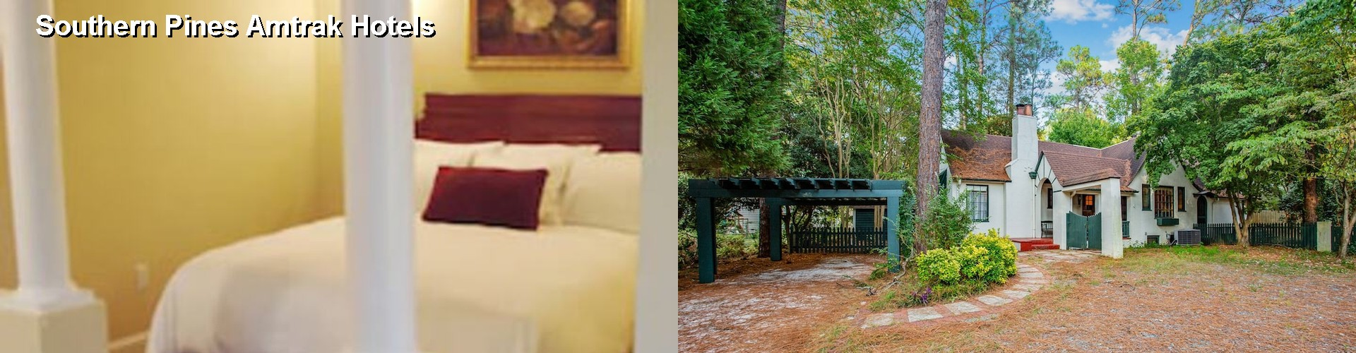 5 Best Hotels near Southern Pines Amtrak