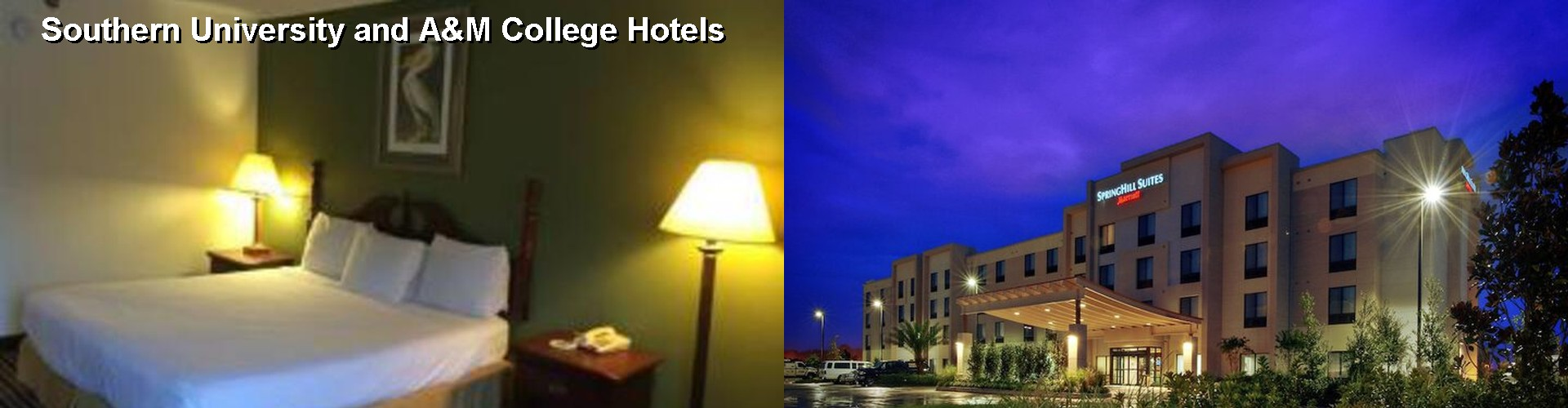 5 Best Hotels near Southern University and A&M College