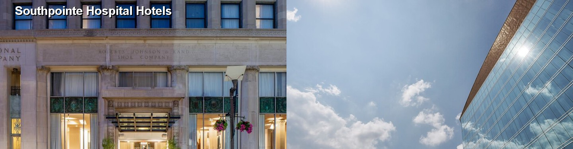 5 Best Hotels near Southpointe Hospital