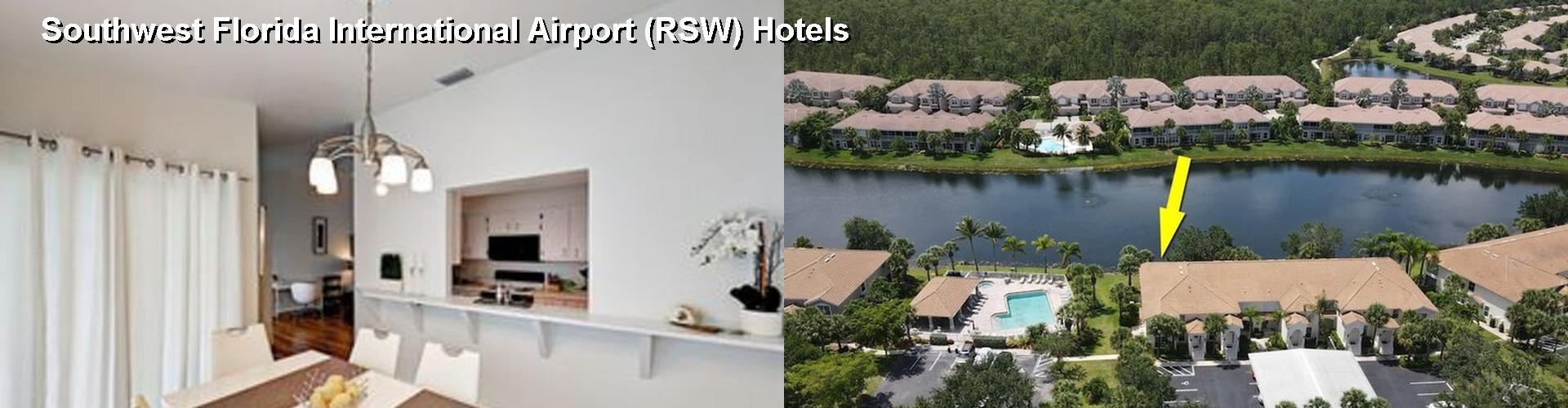 5 Best Hotels Near Southwest Florida International Airport Rsw