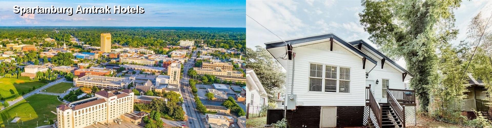 5 Best Hotels Near Spartanburg Amtrak
