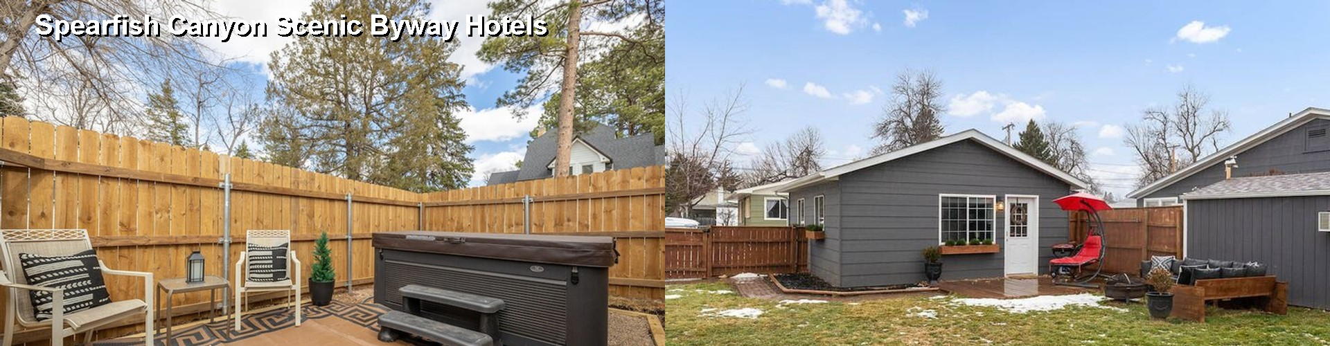 5 Best Hotels Near Spearfish Canyon Scenic Byway