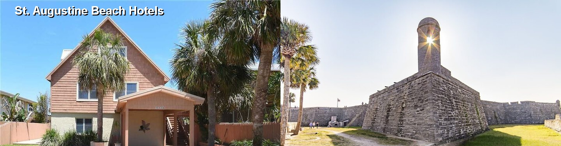 5 Best Hotels near St. Augustine Beach