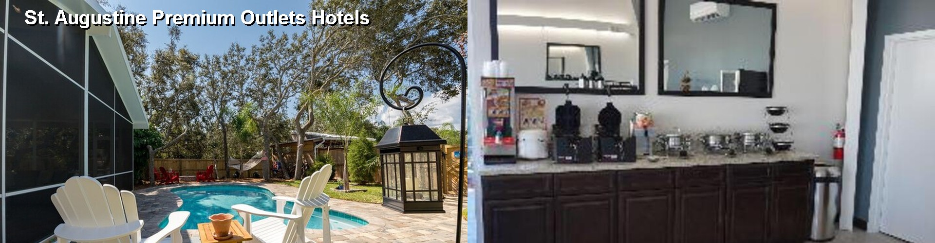 5 Best Hotels near St. Augustine Premium Outlets