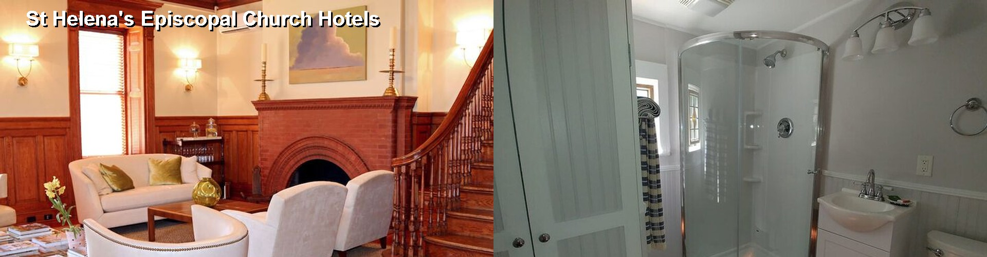 5 Best Hotels near St Helena's Episcopal Church