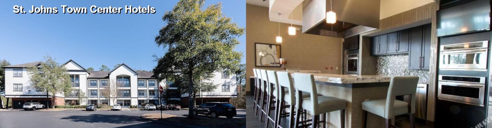 5 Best Hotels Near St Johns Town Center