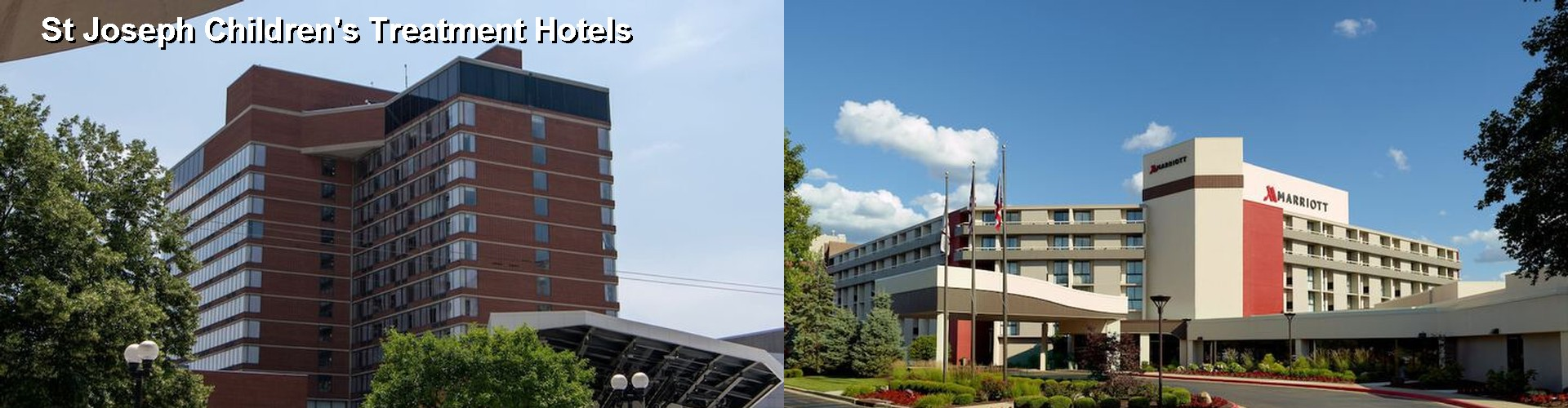 5 Best Hotels near St Joseph Children's Treatment