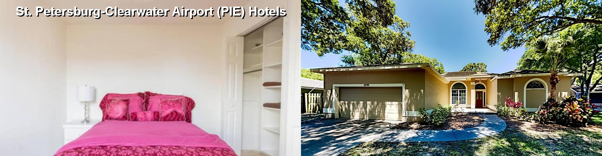 5 Best Hotels near St. Petersburg-Clearwater Airport (PIE)