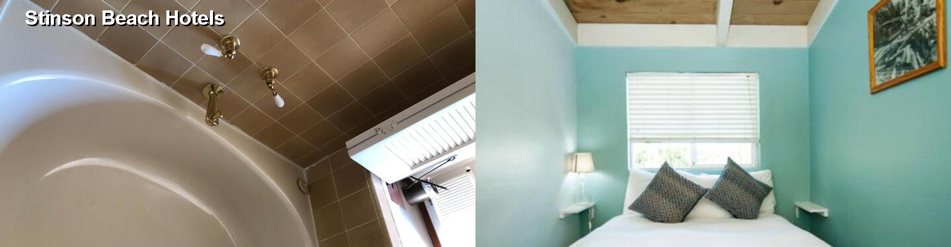 5 Best Hotels near Stinson Beach