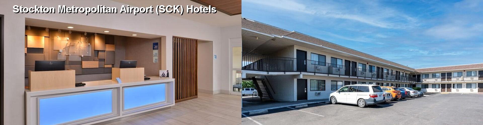 81ba3296d1 $47+ FINEST Hotels Near Stockton Metropolitan Airport (SCK) CA ✈
