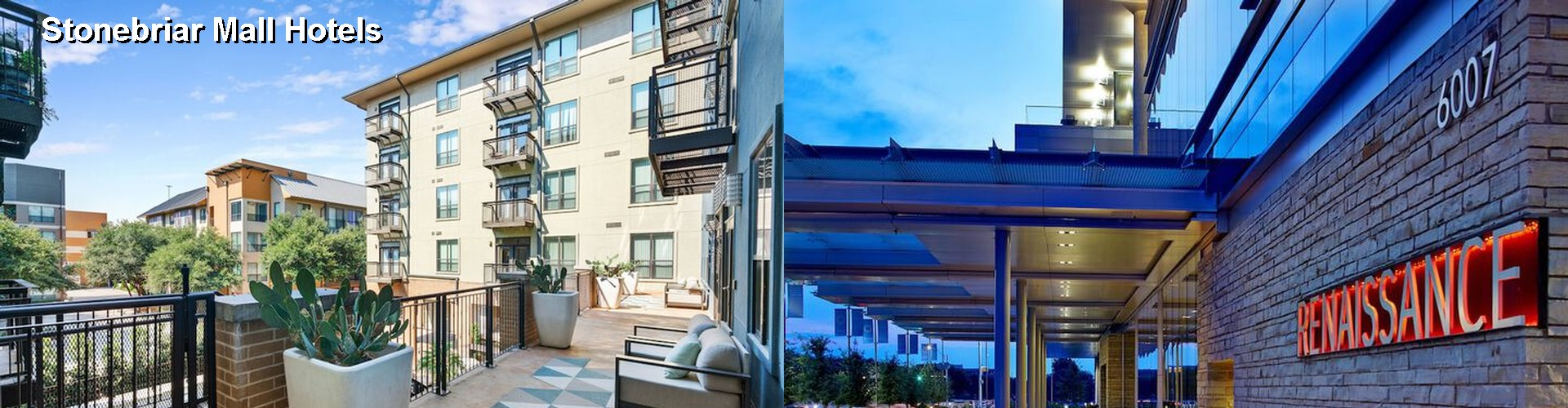 5 Best Hotels near Stonebriar Mall