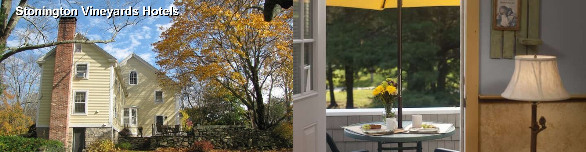 5 Best Hotels Near Stonington Vineyards