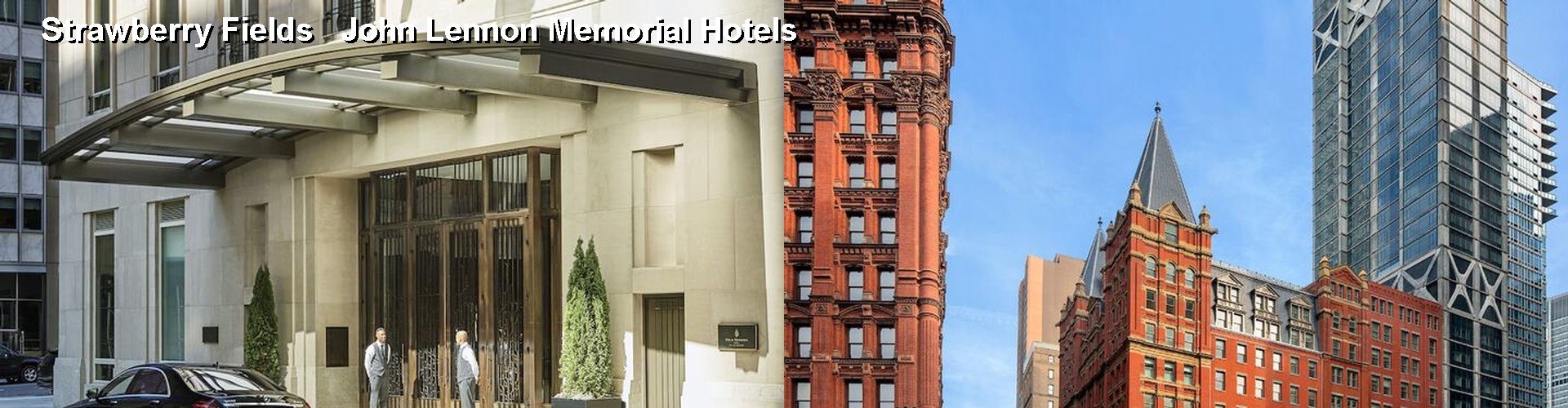 5 Best Hotels near Strawberry Fields John Lennon Memorial