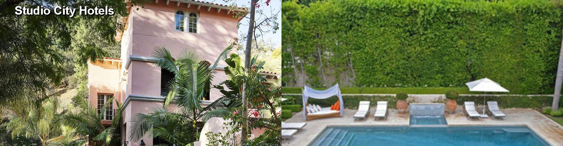 5 Best Hotels Near Studio City