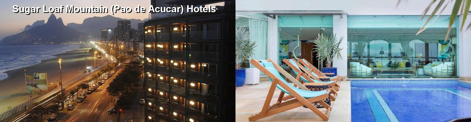 5 Best Hotels Near Sugar Loaf Mountain Pao De Acucar
