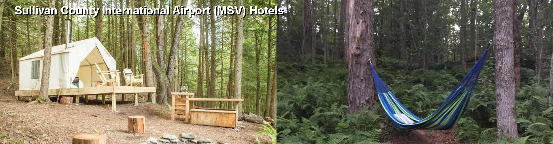 5 Best Hotels near Sullivan County International Airport (MSV)