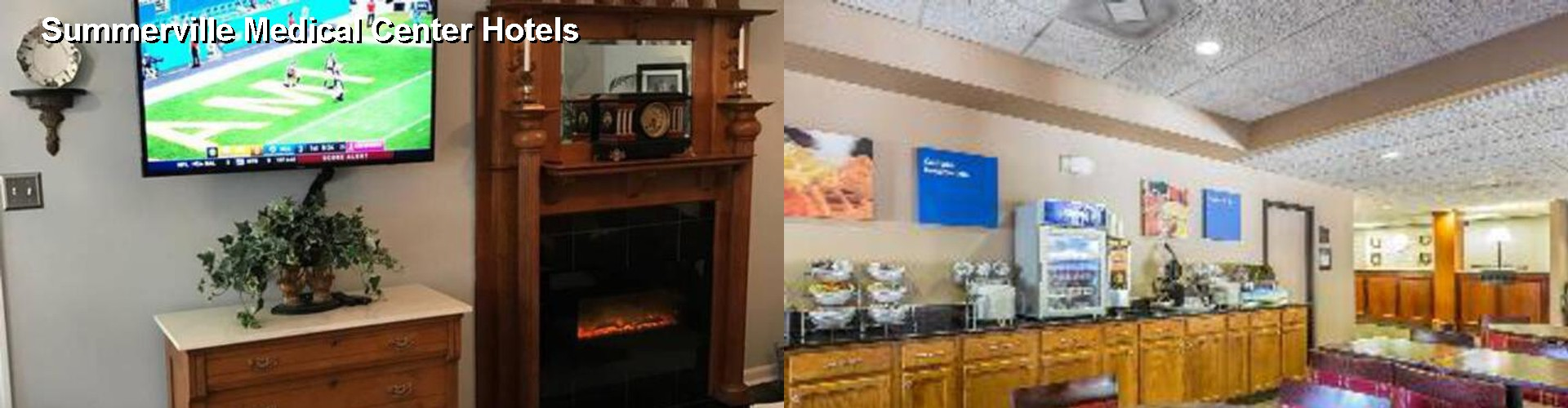 5 Best Hotels near Summerville Medical Center