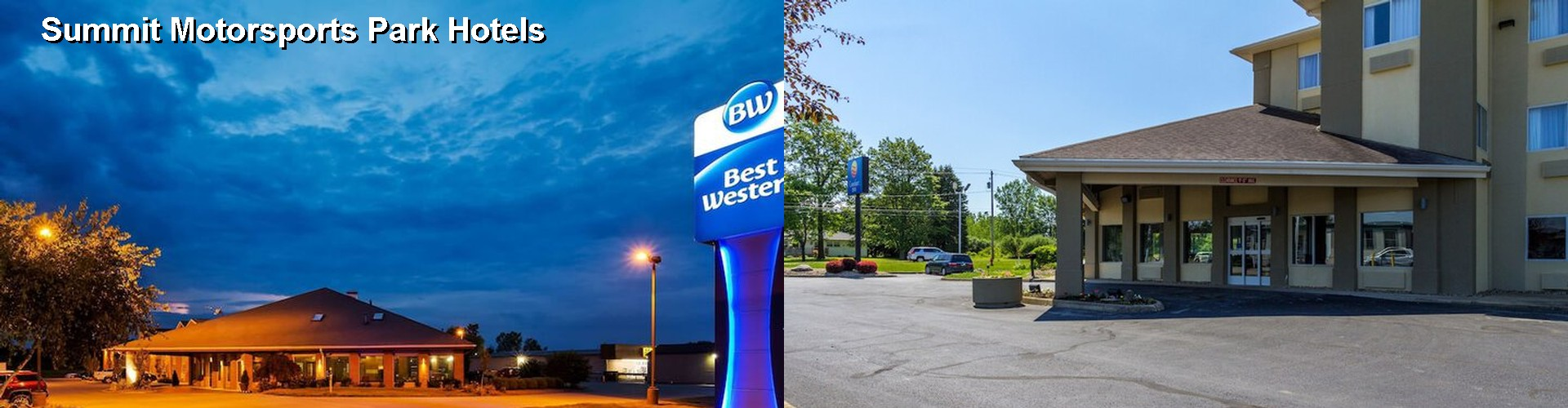 $50+ hotels near summit motorsports park in norwalk oh