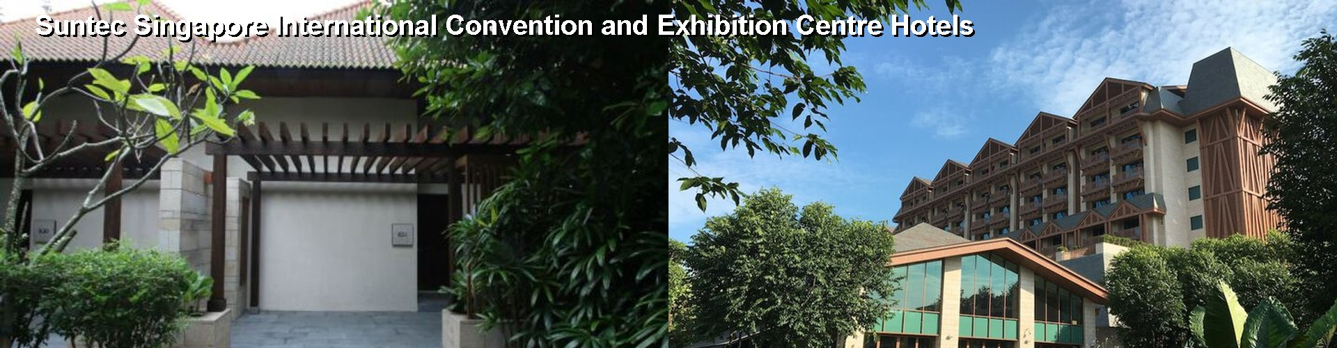 5 Best Hotels Near Suntec Singapore International Convention And Exhibition Centre