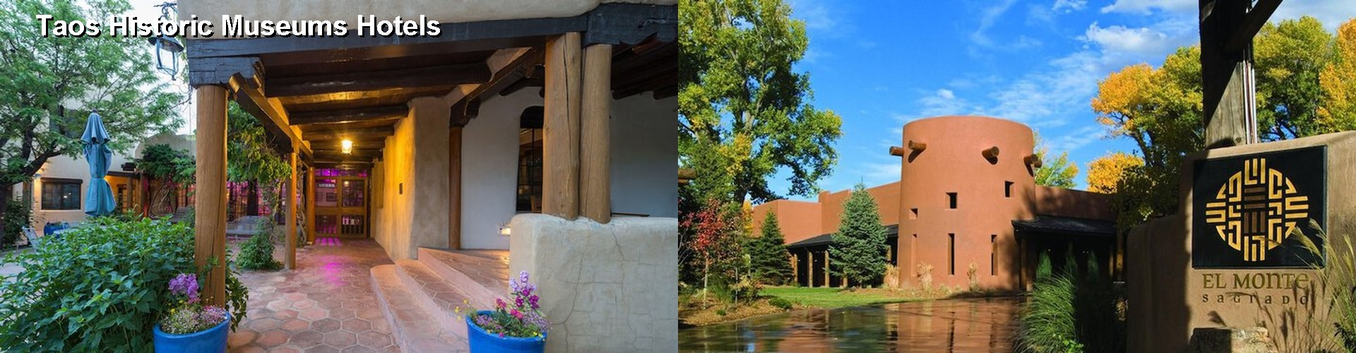 5 Best Hotels near Taos Historic Museums