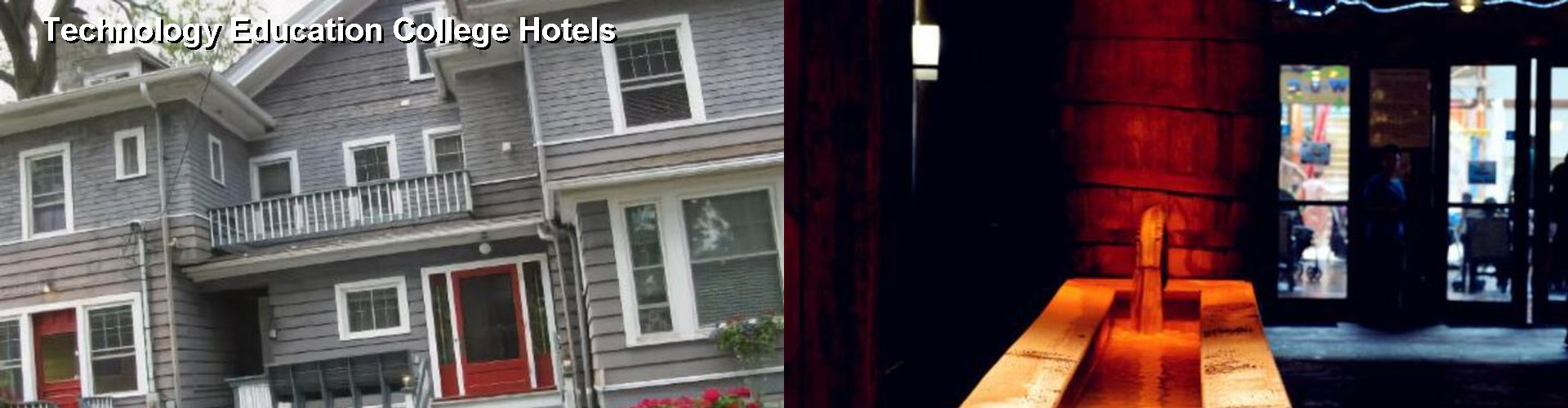 5 Best Hotels near Technology Education College