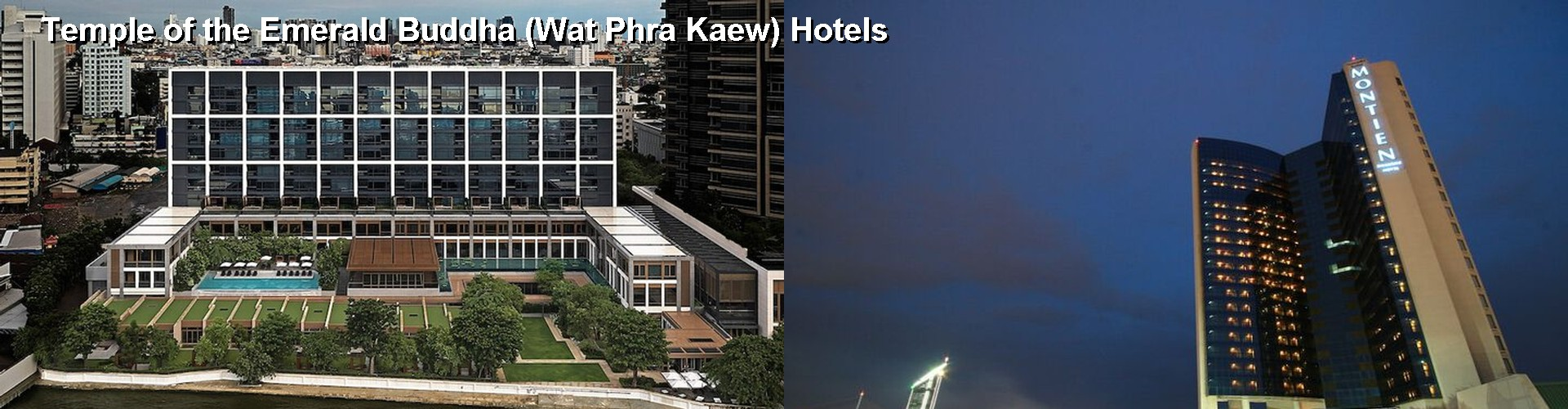 5 Best Hotels near Temple of the Emerald Buddha (Wat Phra Kaew)