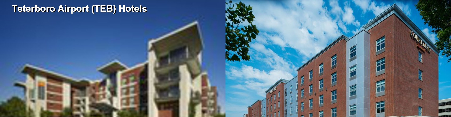 5 Best Hotels near Teterboro Airport (TEB)
