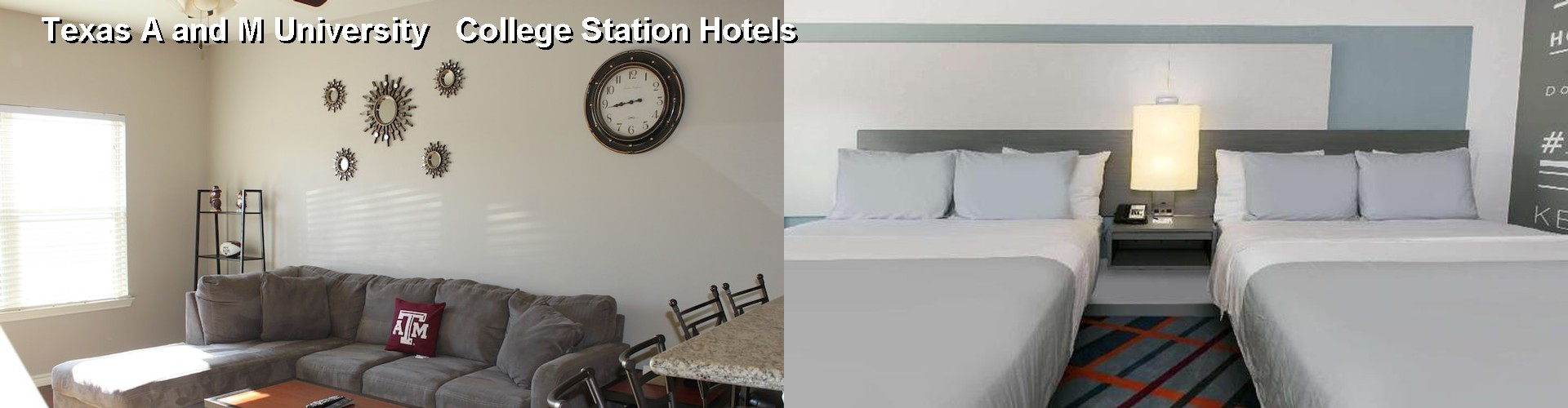 5 Best Hotels near Texas A and M University College Station