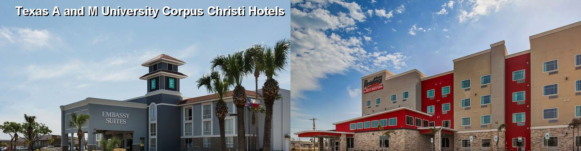 5 Best Hotels near Texas A and M University Corpus Christi