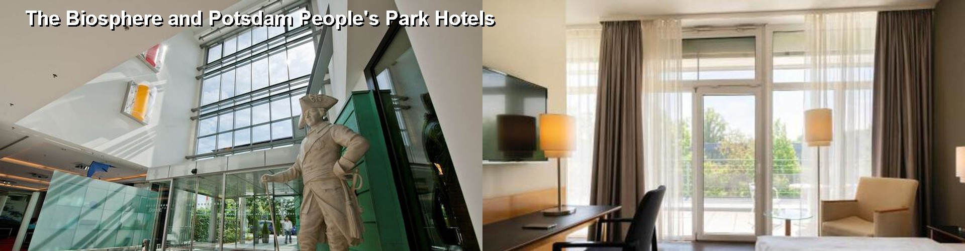 5 Best Hotels near The Biosphere and Potsdam People's Park
