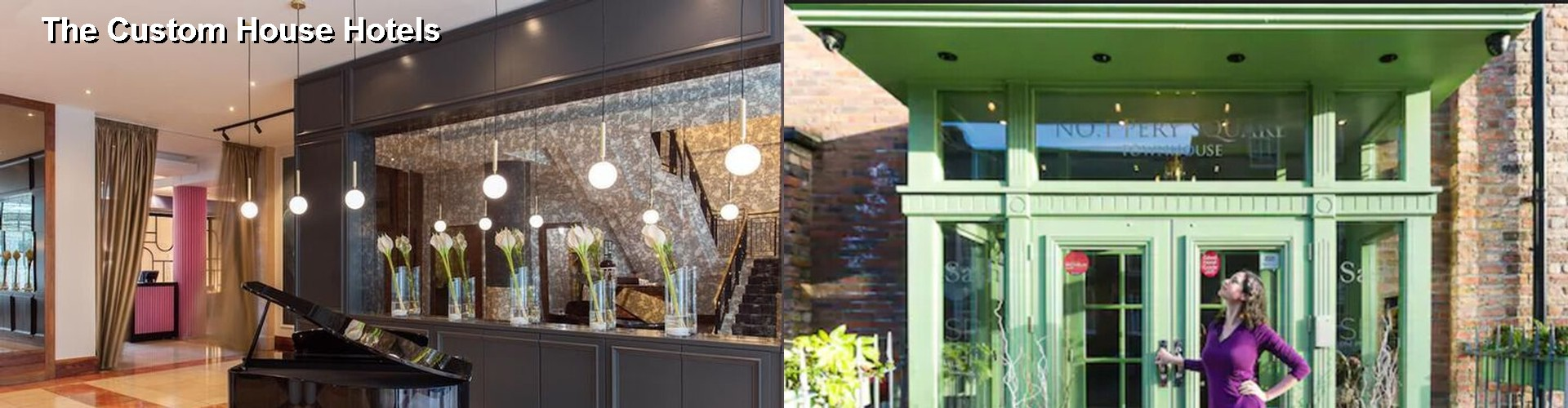 5 Best Hotels near The Custom House