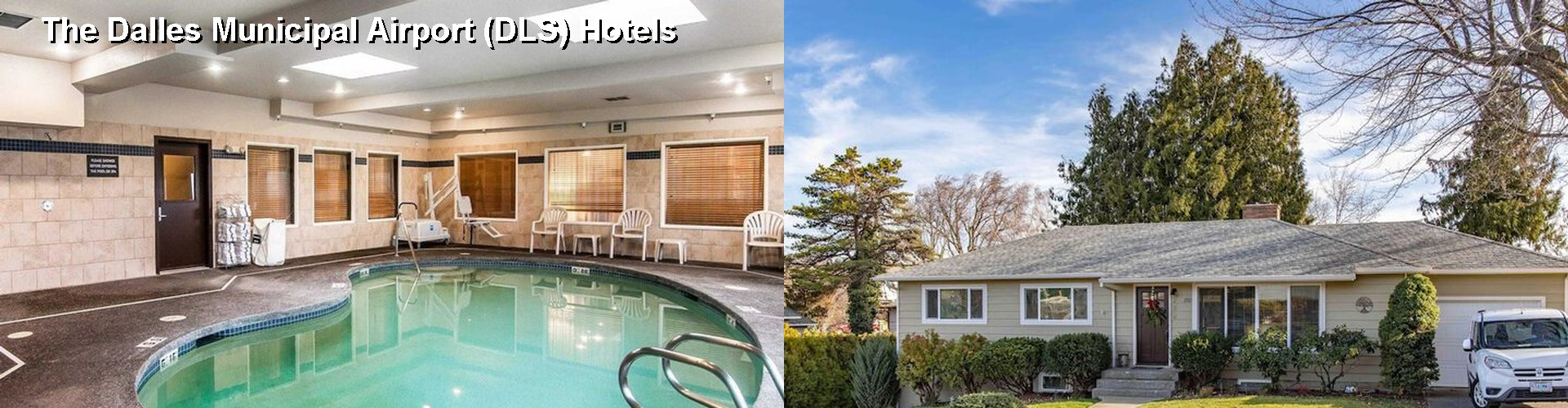 5 Best Hotels near The Dalles Municipal Airport (DLS)