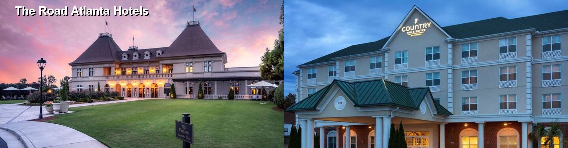 5 Best Hotels near The Road Atlanta