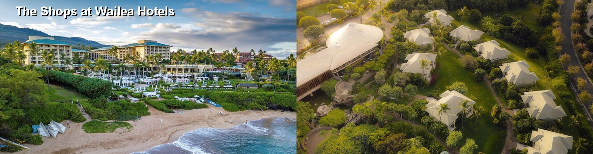 5 Best Hotels near The Shops at Wailea