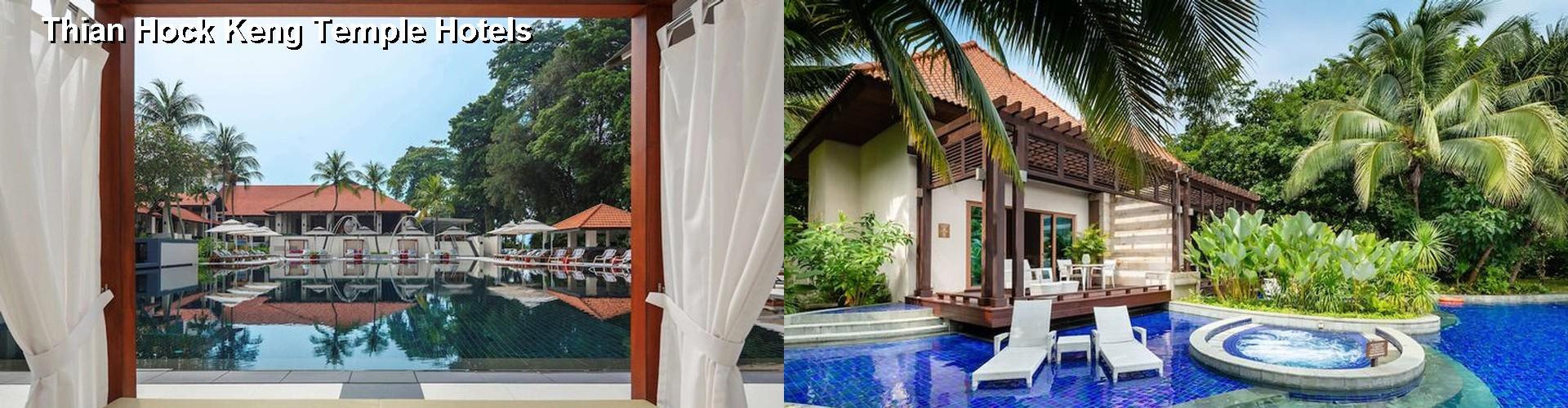 5 Best Hotels Near Thian Hock Keng Temple