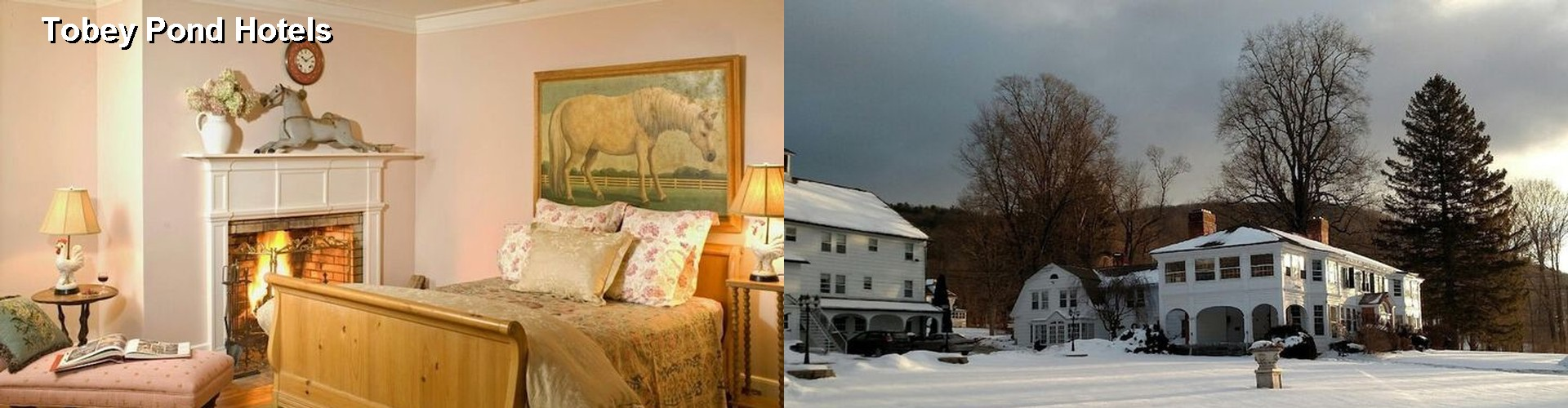 5 Best Hotels near Tobey Pond