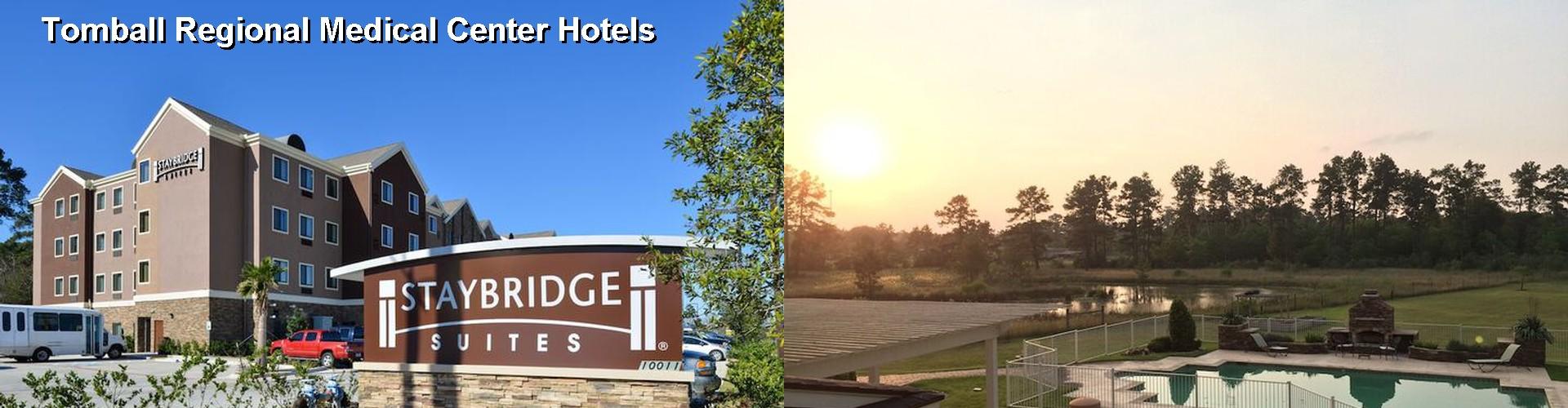 5 Best Hotels Near Tomball Regional Medical Center