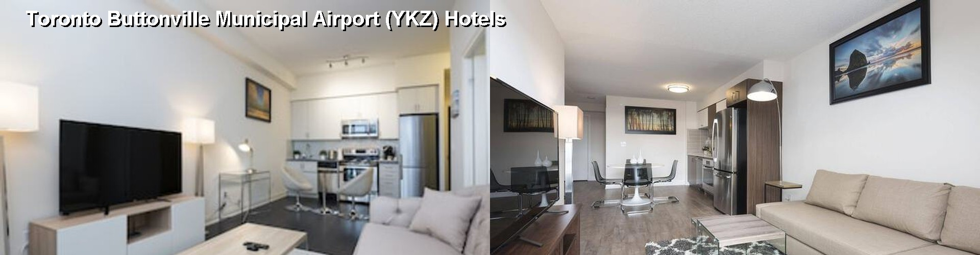 5 Best Hotels near Toronto Buttonville Municipal Airport (YKZ)
