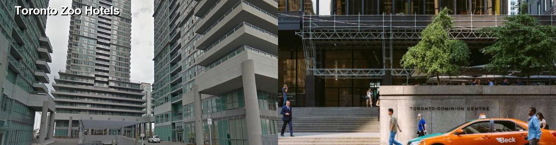 3 Best Hotels Near Toronto Zoo