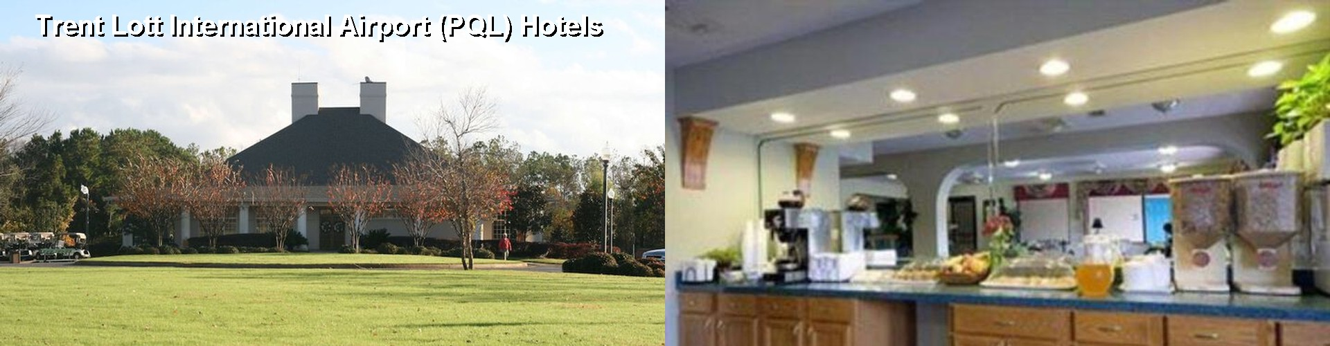 30 Hotels Near Trent Lott International Airport Pql In