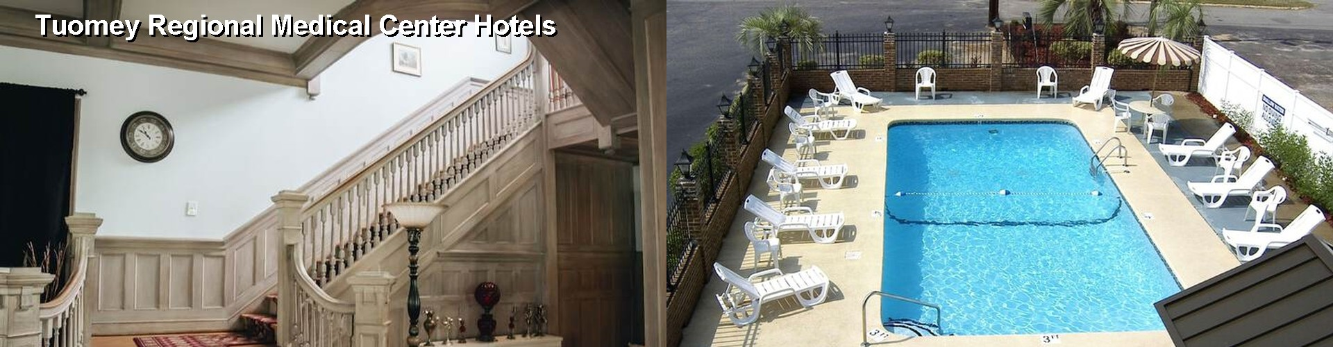 5 Best Hotels near Tuomey Regional Medical Center