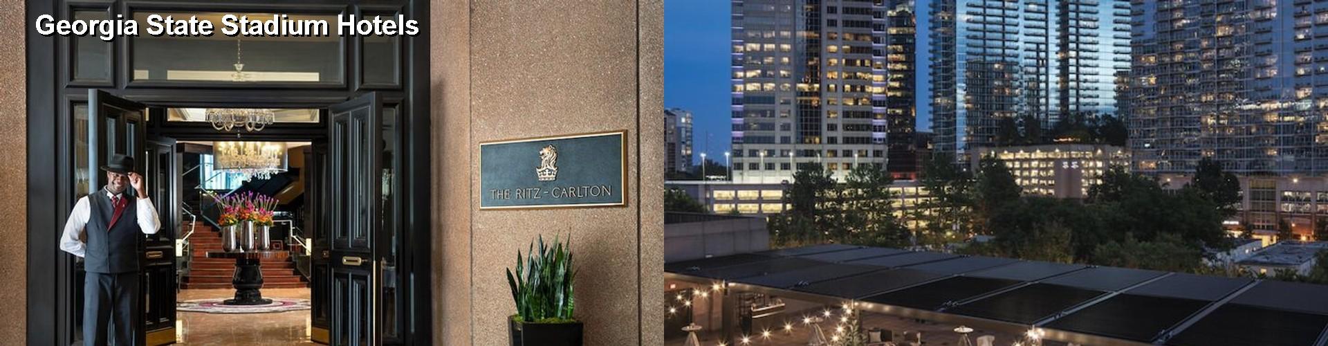 5 Best Hotels Near Turner Field Atlanta Braves