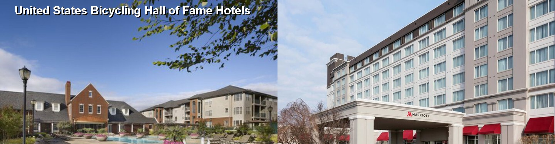 5 Best Hotels near United States Bicycling Hall of Fame